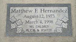 Matthew Frazier Hernandez