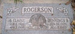 Jennings Bryan Rogerson