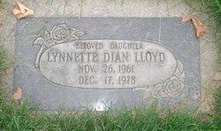 Lynnette Dian Lloyd