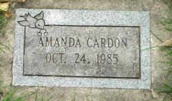 Amanda Cardon