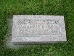 Alberta <I>Nelson</I> Merz