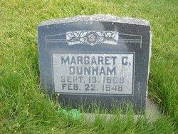 Margaret <I>Christensen</I> Dunham