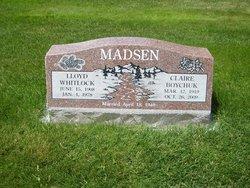 Lloyd W Madsen