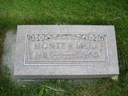 Monte R Merz