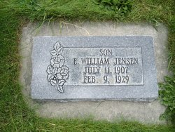 Earnest William Jensen