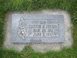 Clinton Joseph Jensen