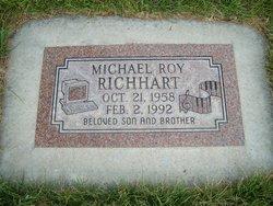 Michael Roy Richhart