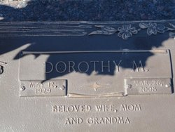 Dorothy Louise <I>McLemore</I> Barlow