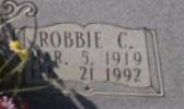 Robbie C Allday