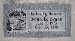 Sean Blair Evans