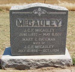 Mary C. <I>Bateman</I> McCauley