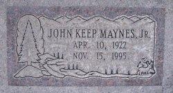 John Keep Maynes, Jr
