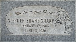 Stephen Shane Sharp