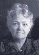 Susannah <I>Evans</I> Alldredge