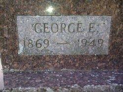George E Taylor