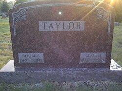 Clara M Taylor