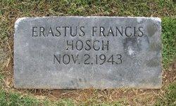 Erastus Francis Hosch