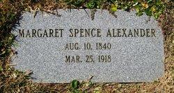 Margaret <I>Spence</I> Alexander