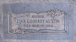 Zina <I>Godfrey</I> Austin