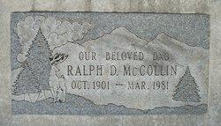 Ralph D. McCollin