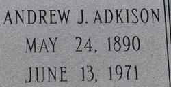 Andrew J. Adkison