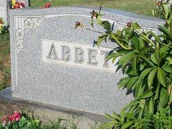 Anna M <I>Newhart</I> Abbet