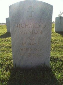 "Richard Dale ""Dick"" Manion"