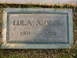 Lula Anna <I>Hargis</I> Bear