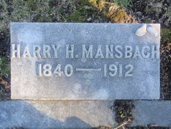 Harry H. Mansbach