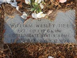 William Wesley Tice