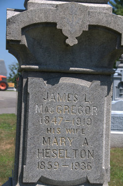 James L McGregor (1847-1919) -...
