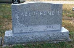 "Ethel Marie ""Bunny"" <I>Bever</I> Abercrombie"