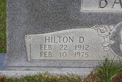 Hilton Dewitt Bates