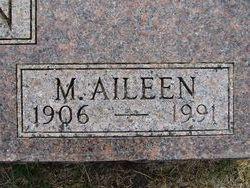"Mary Aileen ""Aileen"" <I>Snell</I> Carden"