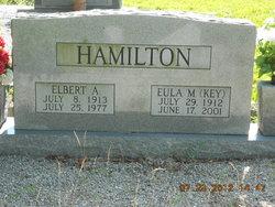Eula Mae <I>Key</I> Hamilton