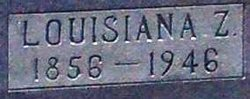 Louisiana Zealey <I>Baughman</I> Grubbs