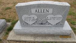 Glenn W Allen