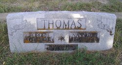 Infant Daughter Thomas