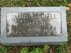 James McClell Miller