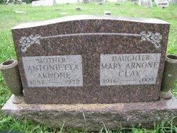 Mary <I>Arnone</I> Clay