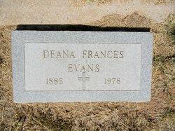 Deana Frances <I>Klein</I> Evans
