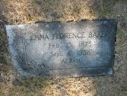 Emma Florence Baker