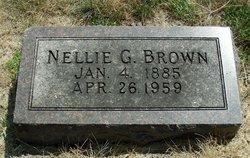 Nellie Gertrude Brown