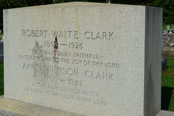 Anne <I>Frierson</I> Clark