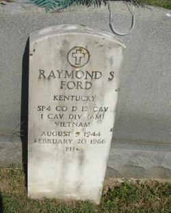 Spec Raymond S. Ford