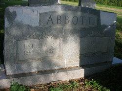 Estella J. <I>Butler</I> Abbott