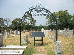 Etz Chaim Sephardic Kelly Street Cemetery