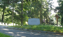 Xaverian Brothers Cemetery