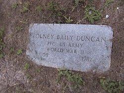 Volney Bailey Duncan