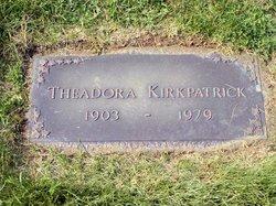 Theadora <I>Ruff</I> Kirkpatrick